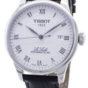 Tissot T-Classic Le Locle T006.407.16.033.00 T0064071603300 Powermatic 80 automaattinen miesten kello