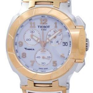Tissot T-Sport T-rotu Chronograph T048.417.27.012.00 T0484172701200 Unisex kvartsikellot