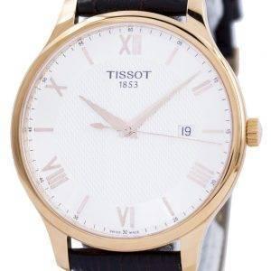 Tissot T-klassinen perinne Quartz T063.610.36.038.00 T0636103603800 Miesten kello