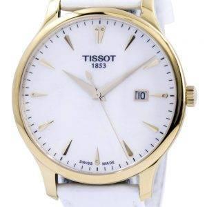 Tissot T-klassinen perinne T063.610.36.116.00 T0636103611600 Miesten kello