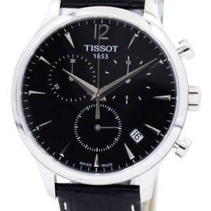Tissot perinne Chronograph T063.617.16.057.00 Miesten kello