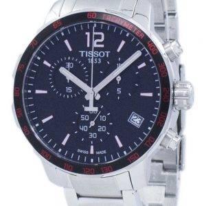 Tissot T-Sport Quickster Chronograph Quartz T095.417.11.057.00 T0954171105700 Miesten Kello