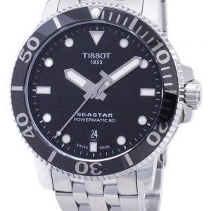 Tissot T-Sport Seastar T 120.407.11.051.00 T1204071105100 Powermatic 80 300M Miesten kello