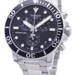 Tissot T-Sport Seastar 1000 T120.417.11.051.00 T1204171105100 Chronograph 300M Miesten kello