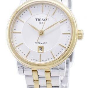 Tissot T-Classic Carson Premium T122.207.22.031.00 T1222072203100 Automaattinen naisten kello