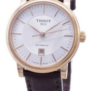 Tissot T-Classic Carson T122.207.36.031.00 T1222073603100 Automaattinen naisten kello