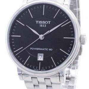 Tissot T-Classic Carson Premium Powermatic 80 T122.407.11.051.00 T1224071105100 Automaattinen miesten kello