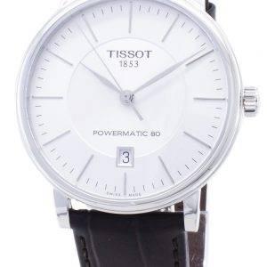 Tissot T-Classic Powermatic 80 T122.407.16.031.00 T1224071603100 Automaattinen miesten kello
