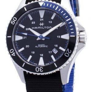 Hamilton Khaki Scuba H82315931 Automaattinen analoginen miesten kello