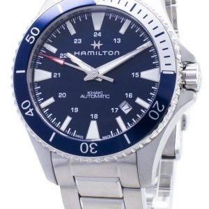 Hamilton Khaki Navy Scuba H82345141 Automaattinen analoginen miesten kello