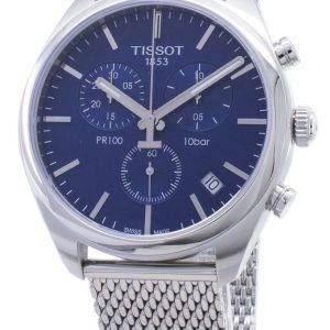 Tissot T-Classic PR 100 T101.417.11.041.00 T1014171104100 Chronograph miesten kello