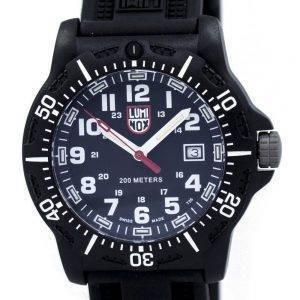 Luminox Musta OPS 8880 -sarja XL.8881 Quartz 200M miesten kello