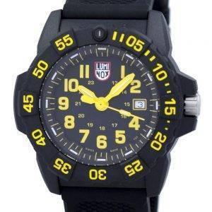 Luminox Navy Seal 3500 -sarjan sukeltajan XS.3505 Quartz 200M miesten kello