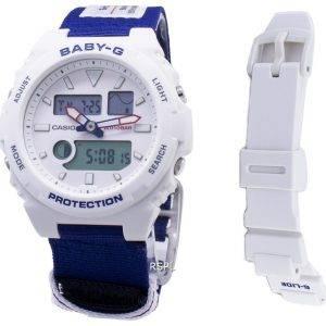 Casio Baby-G BAX-125-2A BAX125-2A Rajoitettu erä vuorovesikuvio naistenkello