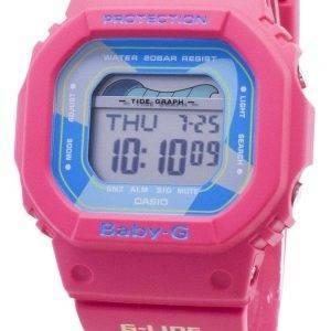 Casio Baby-G G-Lide BLX-560VH-4 BLX560VH-4 vuorovesikuvio 200M naisten kello