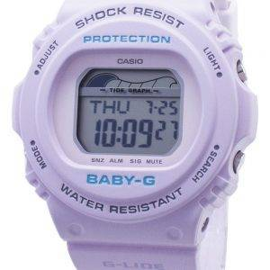 Casio Baby-G G-Lide BLX-570-6 BLX570-6 vuorovesigrafiikka iskunkestävä 200M naisten kello
