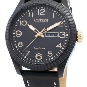 Citizen Eco-Drive BM8538-10E Power Reserve, analoginen miesten kello