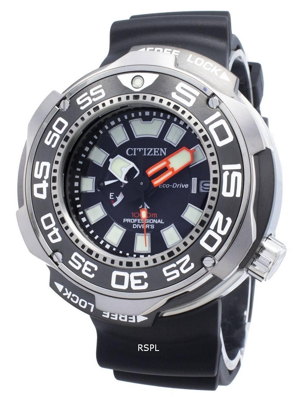 Citizen Promaster sukeltajan BN7020-09E Eco-Drive 1000M miesten kello