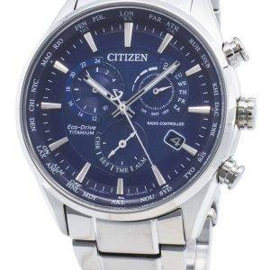 Citizen Eco-Drive CB5020-87L radio-ohjattu ikuinen kalenterin miesten kello