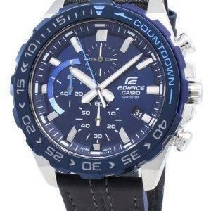 Casio Edifice EFR-566BL-2AV EFR566BL-2AV Chronograph Quartz miesten kello
