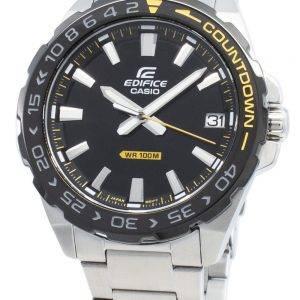 Casio Edifice EFV-120DB-1AV EFV120DB-1AV Quartz miesten kello