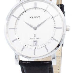 Orient Classic FGW01007W0 GW01007W Quartz miesten kello