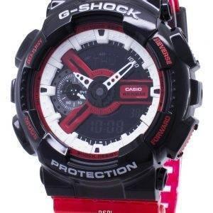 Casio G-Shock GA-110RB-1A GA110RB-1A iskunkestävä kvartsi 200M miesten kello