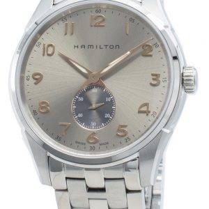 Hamilton Jazzmaster Thinline H38411180 Pieni toisen kvartsin miesten kello