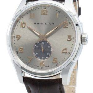 Hamilton Jazzmaster Thinline H38411580 Quartz miesten kello