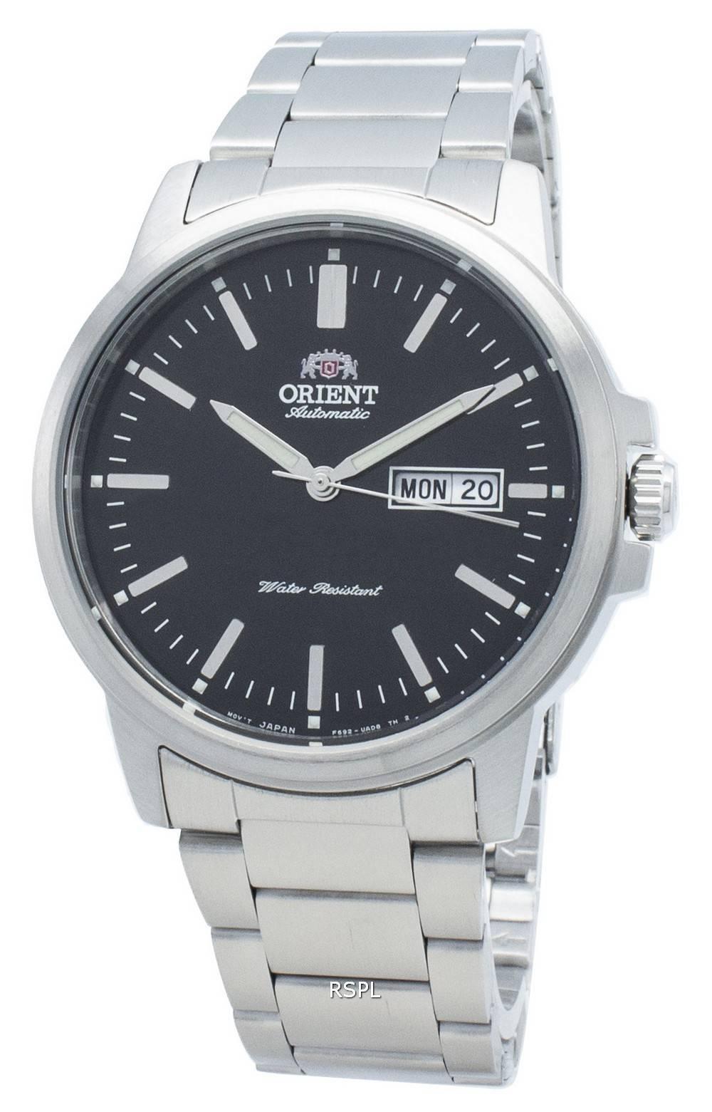 Orient RA-AA0C01B19B automaattinen 22 jalokivi miesten kello