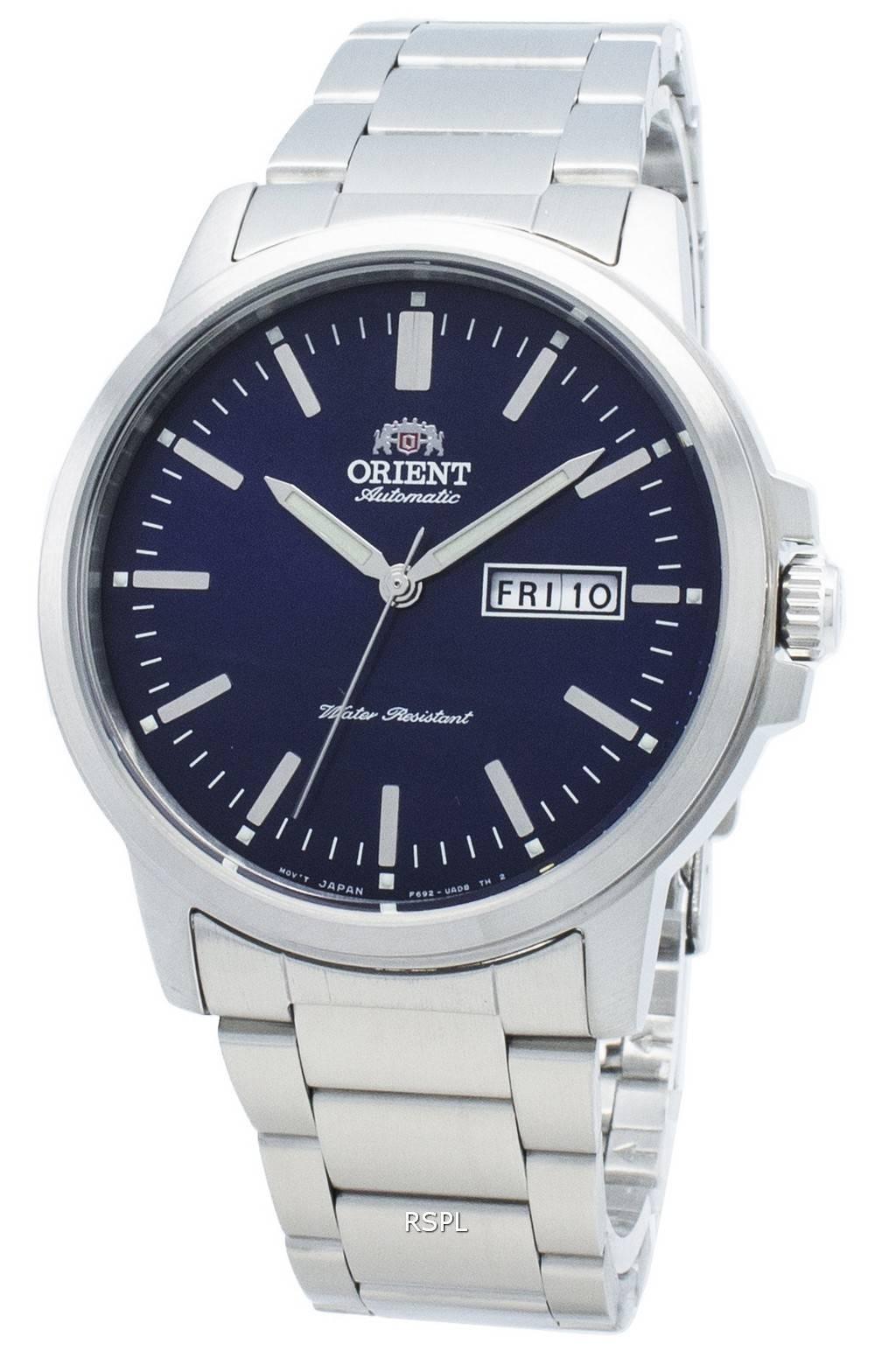 Orient RA-AA0C02L19B automaattinen 22 jalokivi miesten kello