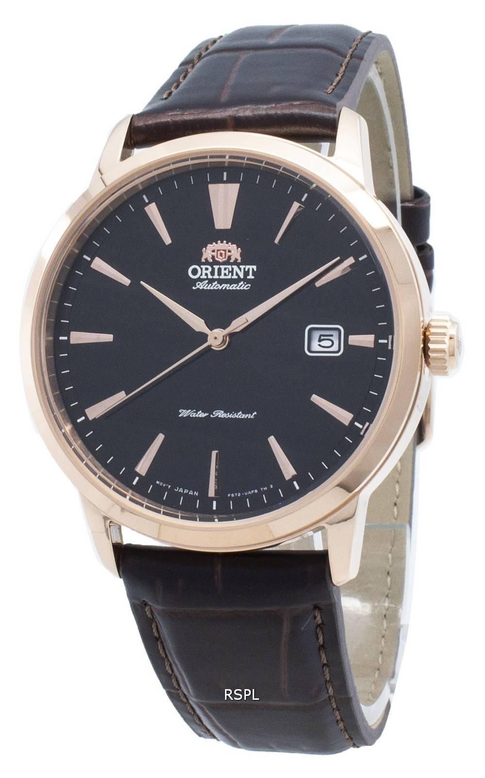 Orient RA-AC0F03B10B automaattinen 22 jalokivi miesten kello