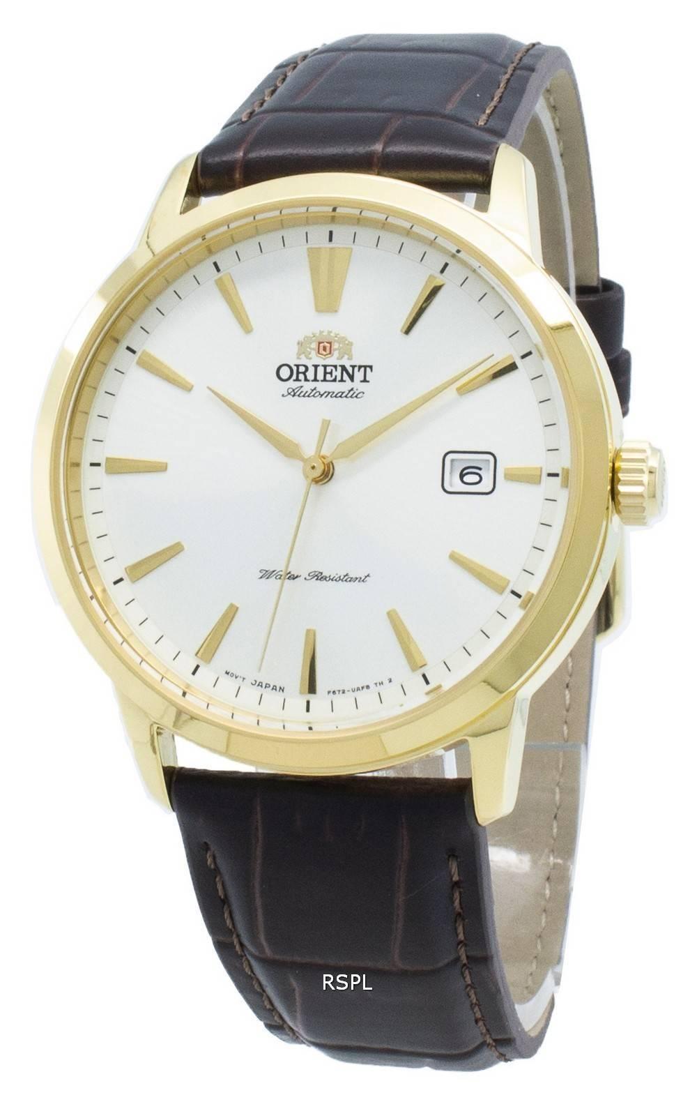 Orient RA-AC0F04S10B Automatic 22 Jewels miesten kello