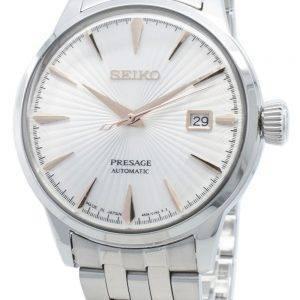 Seiko Presage SARY13 SARY137 SARY1 23 automaattista jalokiviä, valmistettu Japanissa, miesten kello