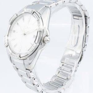 Seiko Classic SKK883P SKK883P1 SKK883 timanttikoristeet kvartsi naistenkello