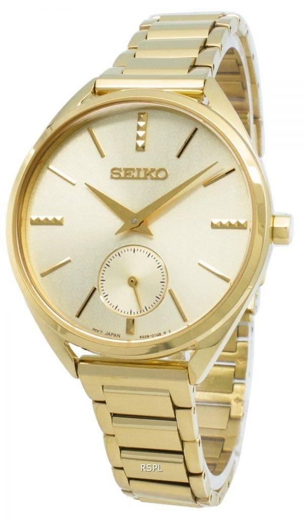 Seiko Conceptual SRKZ50P SRKZ50P1 SRKZ50 erityispainos Quartz Women Watch