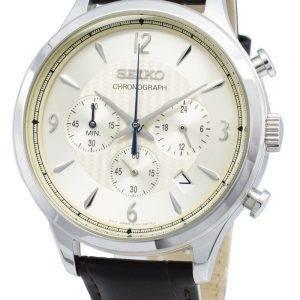 Seiko Chronograph SSB341P SSB341P1 SSB341 analoginen kvartsi miesten kello