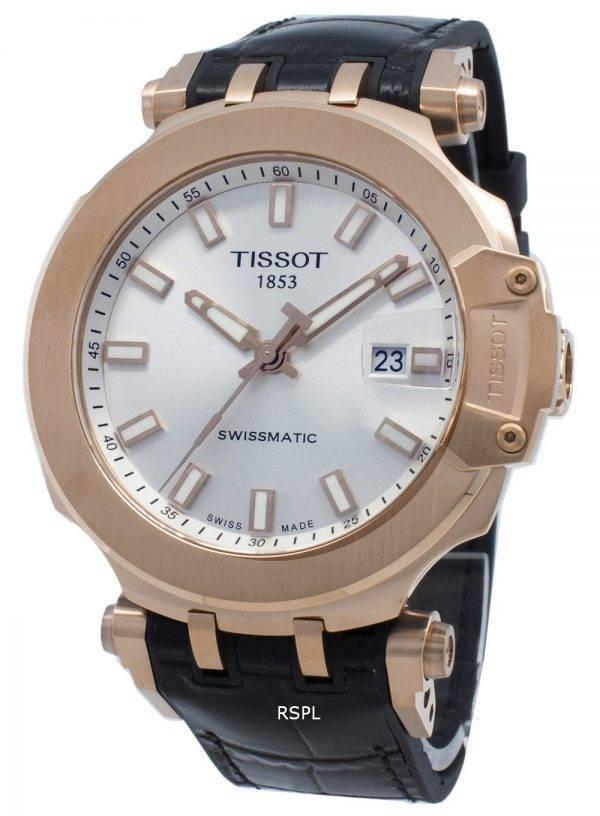 Tissot T-Race Swissmatic T115.407.37.031.00 T1154073703100 19 Jalokivet automaattinen miesten kello