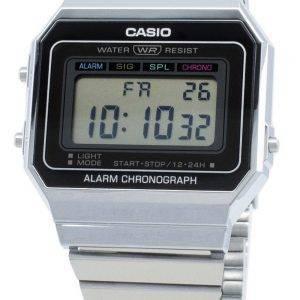 Casio Youth Digital A700W-1A A700W-1 hälytyskvartsi miesten kello