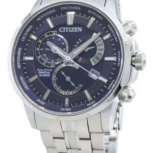 Citizen Perpetual BL8141-87L Eco-Drive Japanin valmistama miesten kello