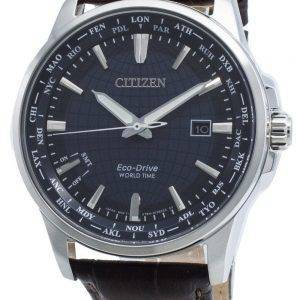 Citizen Perpetual BX1001-11L Eco-Drive maailmanaikainen miesten kello