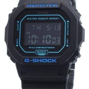 Casio G-Shock DW-5600BBM-1 DW5600BBM-1 hälytyskvartsi miesten kello