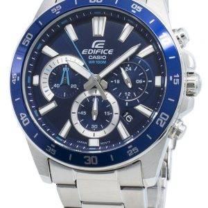Casio Edifice EFV-570D-2AV EFV570D-2AV Quartz Chronograph miesten kello