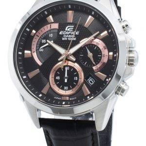 Casio Edifice EFV-580L-1AV EFV580L-1AV Quartz Chronograph miesten kello