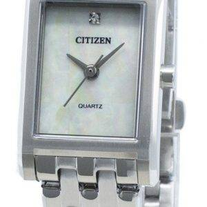 Citizen Quartz EJ6121-51D timanttikoristeet naistenkello