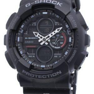 Casio G-Shock GA-140-1A1 GA140-1A1 kvartsi-maailmanaikainen miesten kello