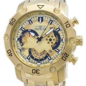 Invicta Pro Diver 22761 Tachymeter Quartz miesten kello