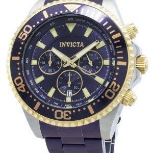 Invicta Pro Diver 27479 Chronograph Quartz 200M miesten kello