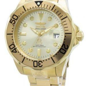 Invicta Pro Diver 3051 automaattinen miesten kello