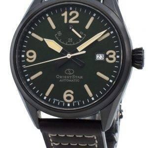 Orient Star RE-AU0201E00B automaattinen virranvaraus miesten kello